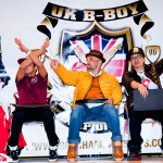 UK B-BOY CHAMPIONSHIPS WORLD FINALS JUDGE